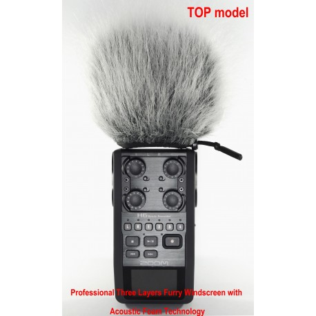 Master Sound WSR Zoom H1 TOP model